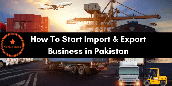 Beginners Guide : How to Start Import Export Business in