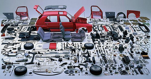 import and export business ideas spare parts